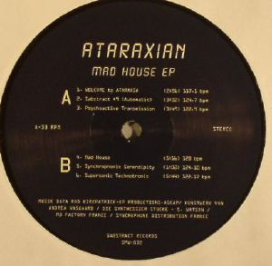 ATARAXIAN - Mad House EP