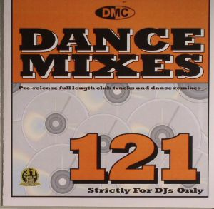 VARIOUS - Dance Mixes 121 (Strictly DJ Only)