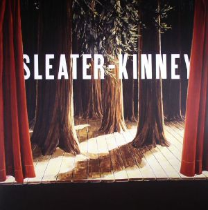 SLEATER KINNEY - The Woods (remastered)