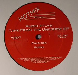 AUDIO ATLAS - Tape From The Universe EP