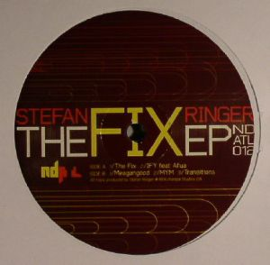 RINGER, Stefan - The Fix EP