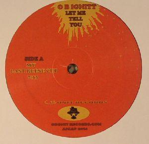 OB IGNITT - Let It Do What It Does EP