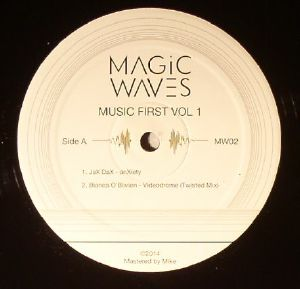 JAX DAX/BIANCA O'BLIVION/PARASOLS/FASHIONABLE MALE - Music First Vol 1