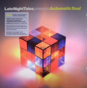 GROOVE ARMADA/TOM FINDLAY/VARIOUS - Late Night Tales Presents Automatic Soul