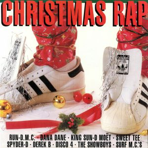 VARIOUS - Christmas Rap (Record Store Day Black Friday)