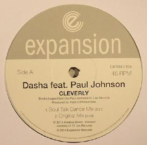DASHA feat PAUL JOHNSON - Cleverly