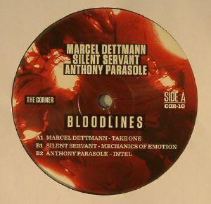 DETTMANN, Marcel/SILENT SERVANT/ANTHONY PARASOLE - Bloodlines