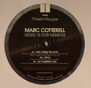 COTTERELL, Marc - Music Is Our Misson