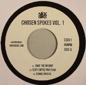 DJ NICK BIKE - Chosen Spokes Vol 1