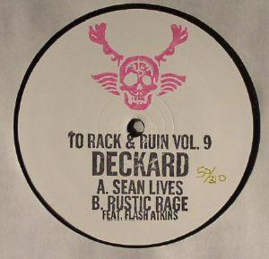 DECKARD - To Rack & Ruin Vol 9