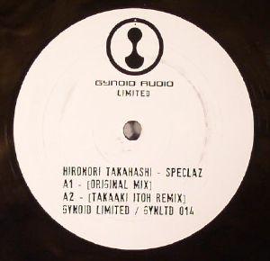 TAKAHASHI, Hironori/MYK DERILL - Speclaz