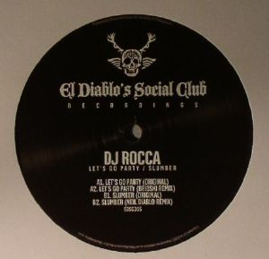 DJ ROCCA - Let's Go Party