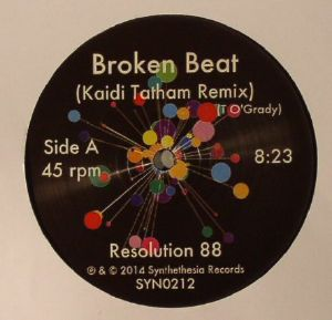 RESOLUTION 88 - Broken Beat