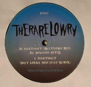 THERARELOWRY - Nightshift