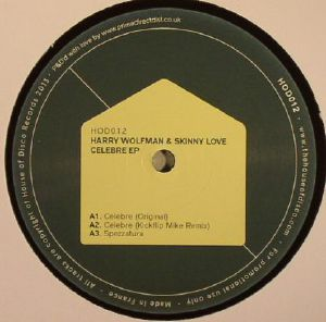 WOLFMAN, Harry/SKINNY LOVE - Celebre EP