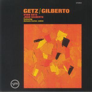 GETZ, Stan/JOAO GILBERTO feat ANTONIO CARLOS JOBIM - Getz/Gilberto