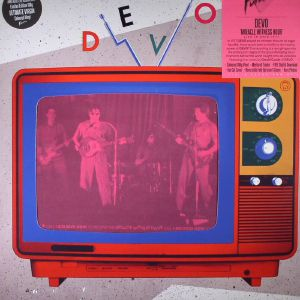 DEVO - Miracle Witness: Live In Ohio 1977 (remastered)