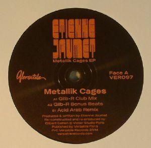 JAUMET, Etienne - Metallik Cages EP