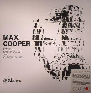 COOPER, Max feat KATHERIN DEBOER/QUENTIN COLLINS - Tileyard Improvisations Vol 1