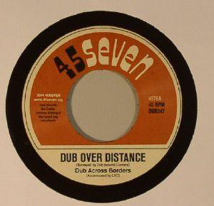 DUB ACROSS BORDERS - Dub Over Distance