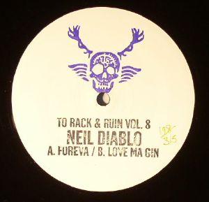 DIABLO, Neil - To Rack & Ruin Vol 8