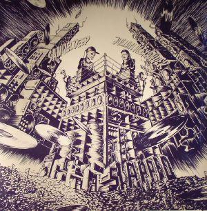 ALEXANDER, Julian/SAMUEL DEEP aka INGI VISIONS - Get Slapped EP