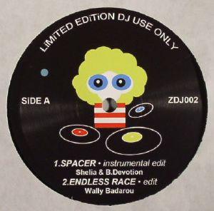 SHEILA/B DEVOTION/WALLY BADAROU/CHARLES AMOAH/ATLANTIC STARR - Spacer