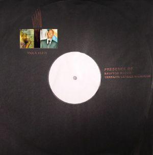 KLEIN, Viola - Presence Of Bauffor Bosco & Terrilyn Latrice McQueen