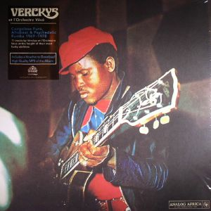 VERCKYS & L'ORCHESTRE VEVE - Congolese Funk Afro Beat & Psychedelic Rumba 1969-1978