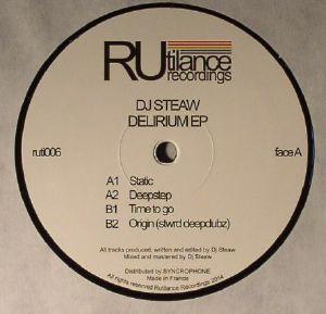 DJ STEAW - Delirium EP