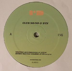 CLUB NO NO/SVN - Sued 9