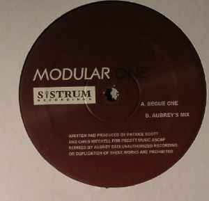 MODULAR ONE aka PATRICE SCOTT/CHRIS MITCHELL - Segue One