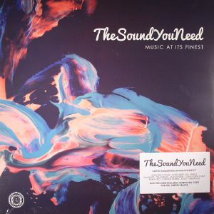 VARIOUS - The Sound You Need: Music At Its Finest
