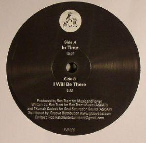 TRENT, Ron presents TKUMAH SADEEK - In Time
