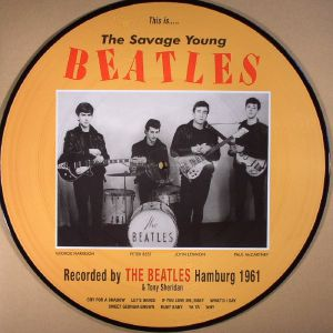 BEATLES, The - This Is The Savage Young Beatles
