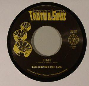 BACAO RHYTHM & STEEL BAND - PIMP