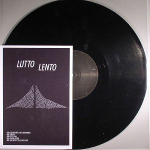 LUTTO LENTO - I Remember I Was Dreaming