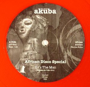 AFRICAN DISCO SPECIAL - He's The Man