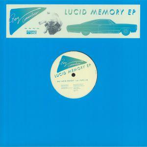 COMANCHERO, Roy - Lucid Memory EP