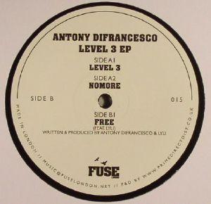 DIFRANCESCO, Antony - Level 3 EP