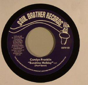 FRANKLIN, Carolyn - Sunshine Holiday