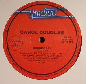 DOUGLAS, Carol - Burnin'