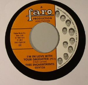 ENCHANTMENTS, Thee/THE FOUR TEMPOS - I'm In Love With Your Daughter (Part 1)