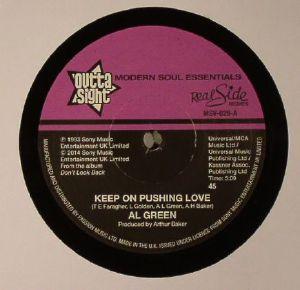 GREEN, Al - Keep On Pushing Love