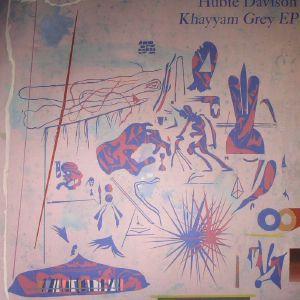 DAVISON, Hubie - Khayyam Grey EP
