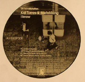 TORRES, Kai/MEHRKLANG - I Know