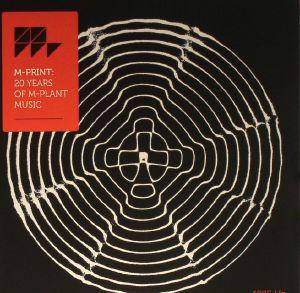 HOOD, Robert - M Print: 20 Years Of M Plant Music