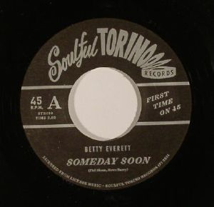 EVERETT, Betty/JERRY BUTLER - Someday Soon