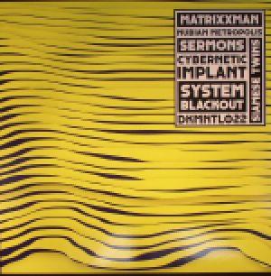 MATRIXXMAN - Nubian Metropolis
