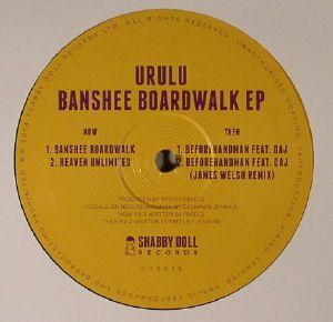 URULU - Banshee Boardwalk EP